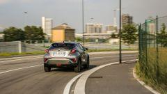 Toyota C-HR Hybrid 1.8 ECVT 4x2 Style: la prova dei consumi - Immagine: 32