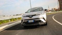 Toyota C-HR Hybrid 1.8 ECVT 4x2 Style: la prova dei consumi - Immagine: 33