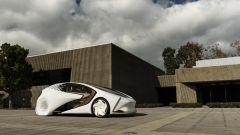 Toyota Concept-i: esterni