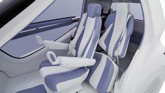 Toyota Concept-i Ride interni e sedute