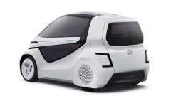 Toyota Concept-i Ride posteriore