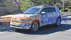 Toyota Corolla Cross: le foto spia del crossover. Solo per gli USA
