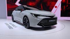 Toyota Corolla GR Sport: veste sportiva per Ginevra 2019 - Immagine: 2