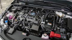 Toyota Corolla Hybrid 2019: il motore