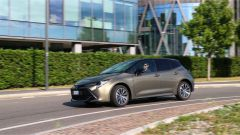 Toyota Corolla Hybrid 2019 movimento