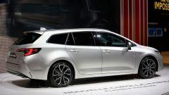 Toyota Corolla 2019: in video dal Salone di Parigi 2018 - Immagine: 6