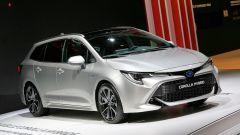 Toyota Corolla 2019: in video dal Salone di Parigi 2018 - Immagine: 9