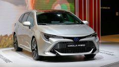 Toyota Corolla 2019: in video dal Salone di Parigi 2018 - Immagine: 10