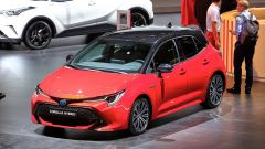 Toyota Corolla 2019: in video dal Salone di Parigi 2018 - Immagine: 13