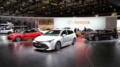 Toyota Corolla 2019: in video dal Salone di Parigi 2018 - Immagine: 15