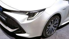 Toyota Corolla 2019: in video dal Salone di Parigi 2018 - Immagine: 16