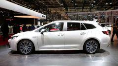 Toyota Corolla 2019: in video dal Salone di Parigi 2018 - Immagine: 18