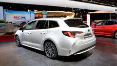 Toyota Corolla 2019: in video dal Salone di Parigi 2018 - Immagine: 19