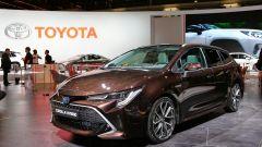 Toyota Corolla 2019: in video dal Salone di Parigi 2018 - Immagine: 31