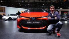 Toyota Corolla 2019: in video dal Salone di Parigi 2018 - Immagine: 2