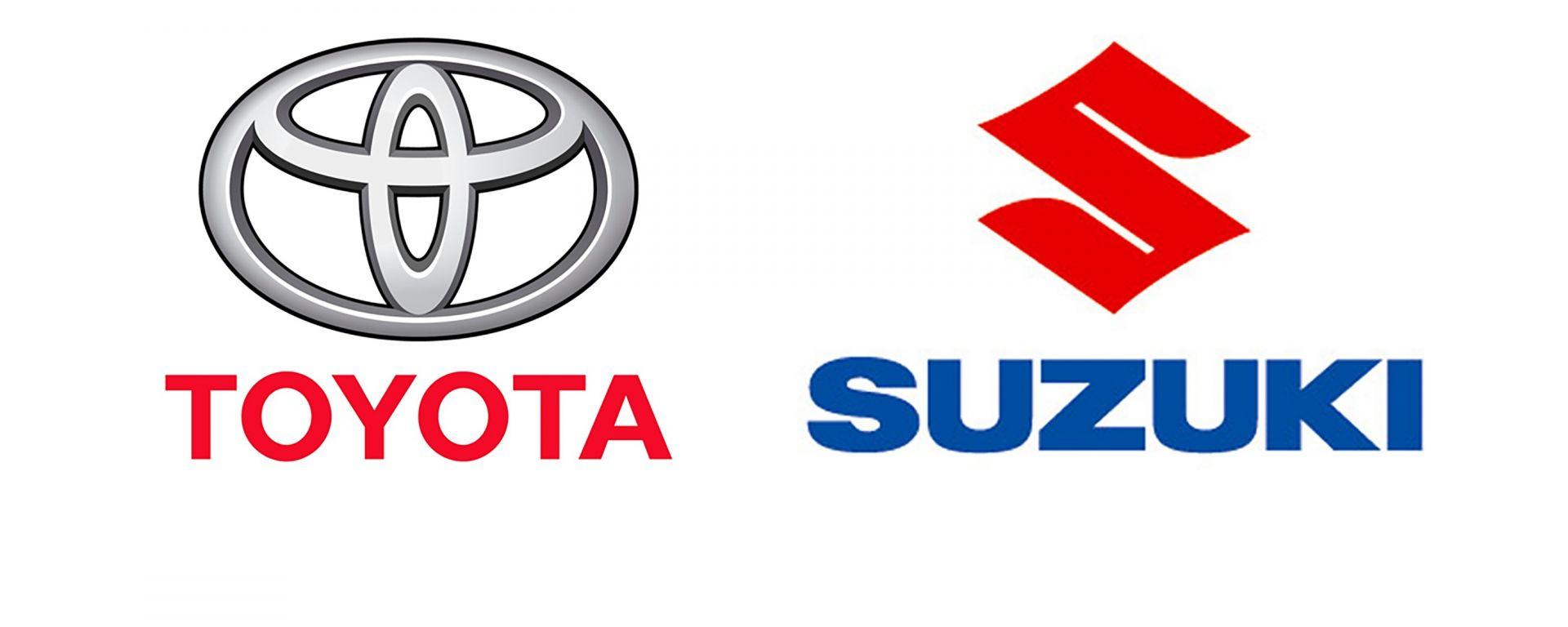 Toyota e Suzuki pronte a collaborare