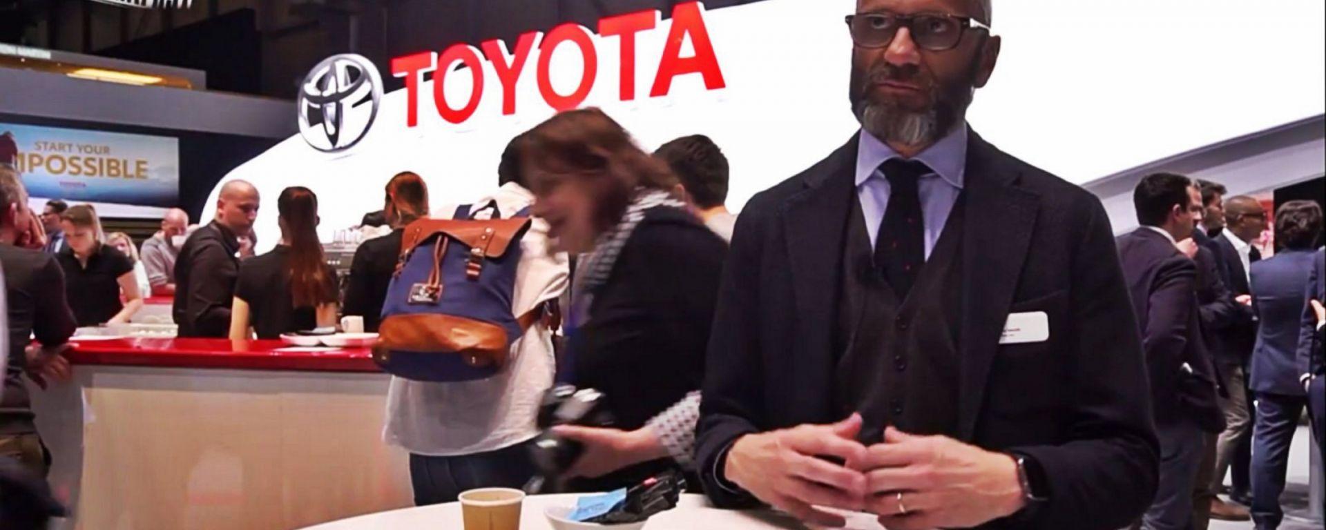 Toyota: elettrificazione al Top e nuova Auris