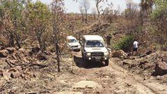 Toyota Five Continents Drive: Australia 2014