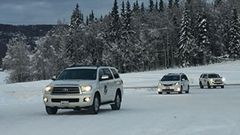 Toyota Five Continents Drive: Nord America (Alaska) 2015