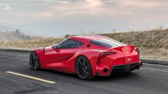 Toyota FT-1 Concept - Immagine: 4