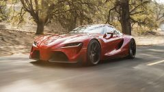 Toyota FT-1 Concept - Immagine: 3
