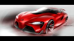 Toyota FT-1 Concept - Immagine: 7