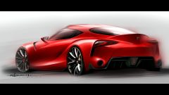Toyota FT-1 Concept - Immagine: 8