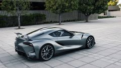 Toyota FT-1 sports car - Immagine: 3
