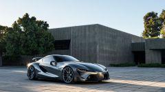 Toyota FT-1 sports car - Immagine: 5