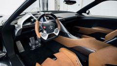 Toyota FT-1 sports car - Immagine: 17