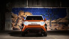 Toyota FT-4X concept, debutto al Salone di New York