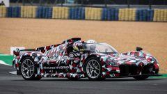 Toyota GR Super Sport: al volante Alex Wurz