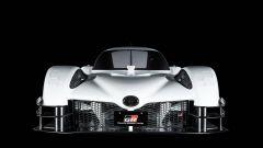 Toyota GR Super Sport Concept: dettaglio anteriore