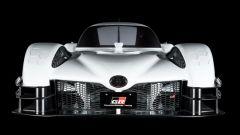 Toyota GR Super Sport: vista frontale