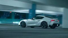 Toyota GR Supra 2022 nel video The Pitch