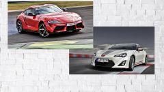 Toyota GR Supra e Toyota GT86 a confronto: quale diverte di più?