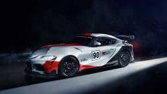 Toyota GR Supra GT4: a Ginevra la concept con ambizioni da gara - Immagine: 2