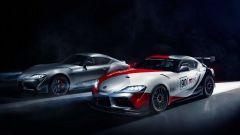 Toyota GR Supra GT4: a Ginevra la concept con ambizioni da gara - Immagine: 3