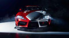 Toyota GR Supra GT4: a Ginevra la concept con ambizioni da gara - Immagine: 1