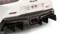 Toyota GR Supra Sport Top, dettagli di stile
