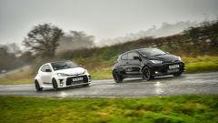 Toyota GR Yaris by Litchfield: un momento dei test su strada