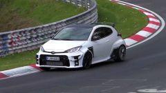 Toyota GR Yaris: è questo il prototipo del MY 2022?