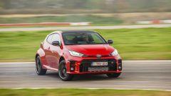 Toyota GR Yaris: giro veloce al Nurburgring