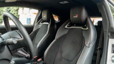 Toyota GR Yaris, gli interni
