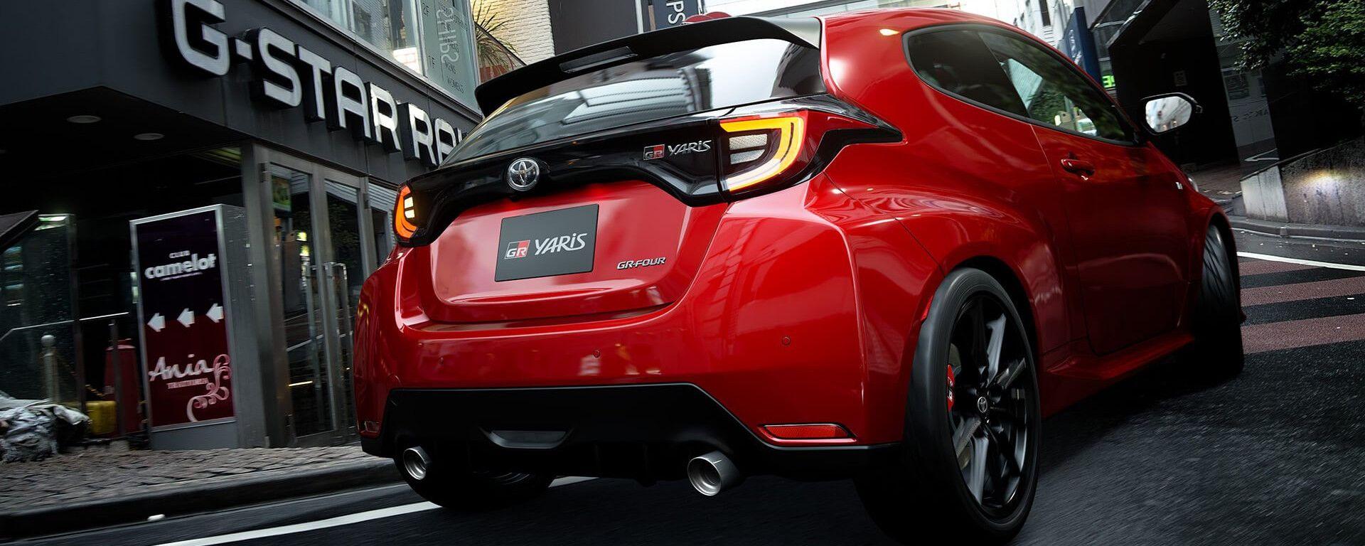 Toyota GR Yaris in Gran Turismo: best-seller di vendite