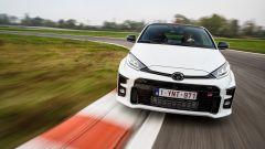 Toyota GR Yaris in pista