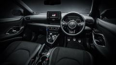 Toyota GR Yaris Morizo Selection, l'interno
