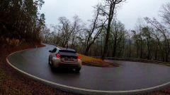 Toyota GR Yaris: un fotogramma del video POV