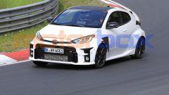 Toyota GR Yaris: continuano i test al Nurburgring