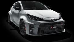 Toyota GR Yaris: visuale di 3/4 anteriore